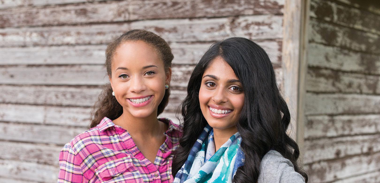 Fabulous Smiles Orthodontics Treatment Teen Adolescent Smiling
