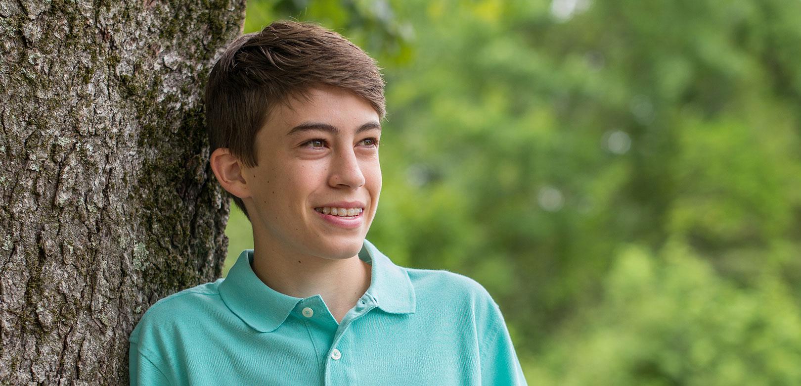 Fabulous Smiles Orthodontics Treatment Teen Adolescent Braces Smiling